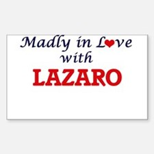Madly in love with Lazaro Decal