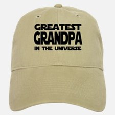 Greatest Grandpa Baseball Baseball Cap