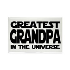 Greatest Grandpa Rectangle Magnet