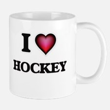 I love Hockey Mugs