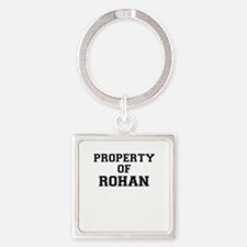 Property of ROHAN Keychains