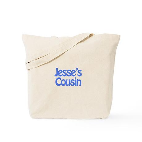 Jesse's Cousin Tote Bag