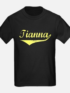 Tianna Vintage (Gold) T