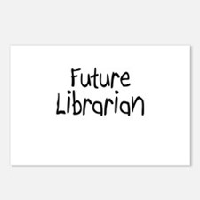 Future Librarian Postcards (Package of 8)