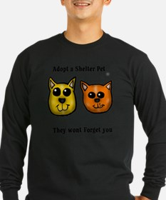Shelter Pets Long Sleeve T-Shirt