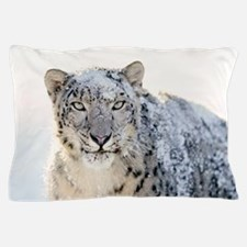 Leopard Winter Pillow Case