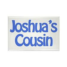 Joshua's Cousin Rectangle Magnet