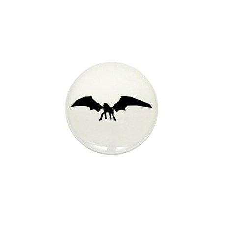 Flying Monkey Mini Button (10 pack)