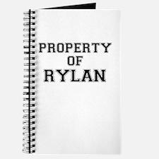 Property of RYLAN Journal