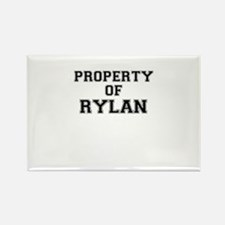 Property of RYLAN Magnets