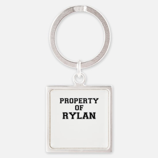 Property of RYLAN Keychains