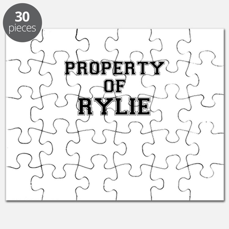 Property of RYLIE Puzzle