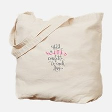 ADD CONFETTI Tote Bag
