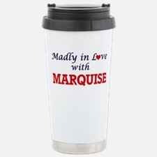 Madly in love with Marq Stainless Steel Travel Mug