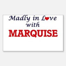 Madly in love with Marquise Decal