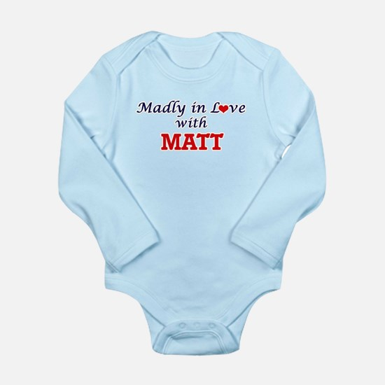 Madly in love with Matt Body Suit