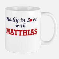 Madly in love with Matthias Mugs