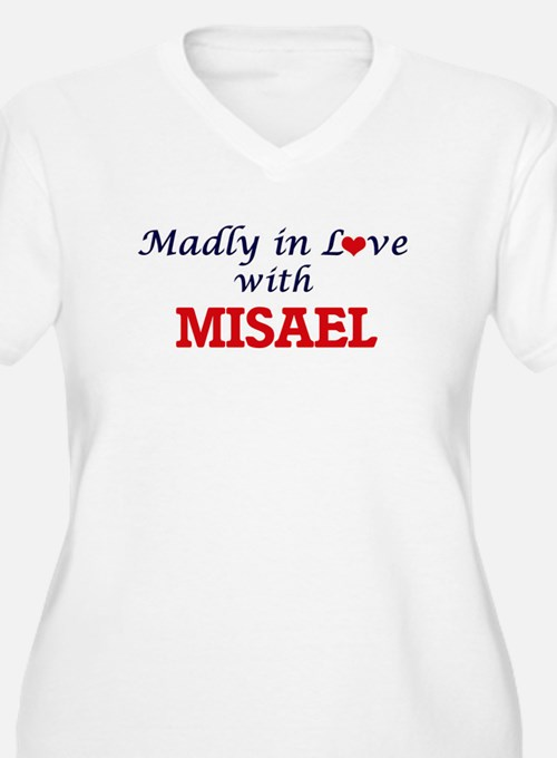Madly in love with Misael Plus Size T-Shirt