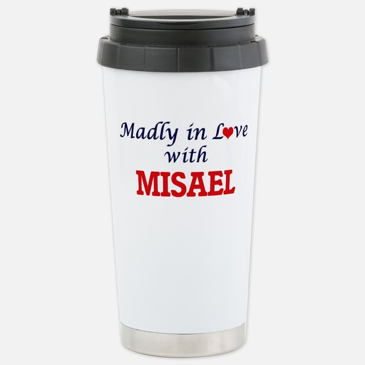 Madly in love with Misa Stainless Steel Travel Mug