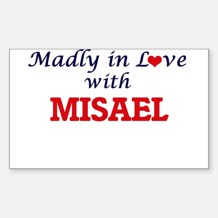 Madly in love with Misael Decal
