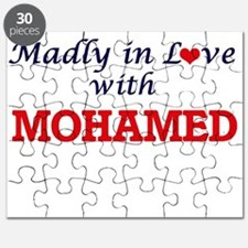 Madly in love with Mohamed Puzzle