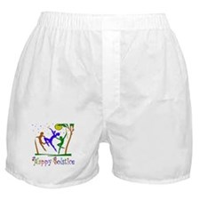 Winter Solstice Dancers Boxer Shorts