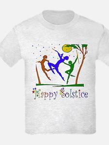 Winter Solstice Dancers T-Shirt