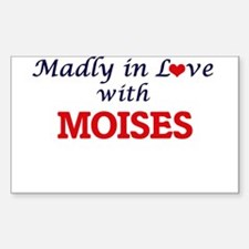 Madly in love with Moises Decal
