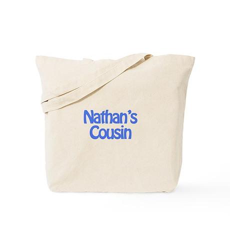 Nathan's Cousin Tote Bag