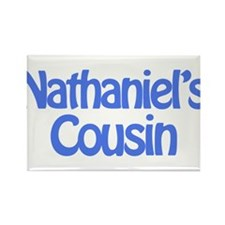 Nathaniel's Cousin Rectangle Magnet