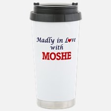 Madly in love with Mosh Stainless Steel Travel Mug