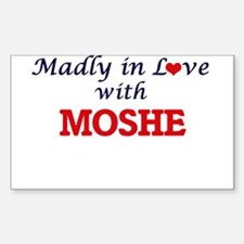 Madly in love with Moshe Decal