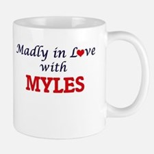 Madly in love with Myles Mugs