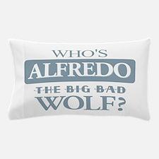 Alfredo Wolf Pillow Case