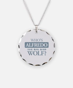 Alfredo Wolf Necklace