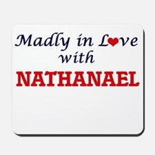 Madly in love with Nathanael Mousepad