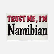 Trust Me I'm Namibian Rectangle Magnet