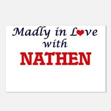 Madly in love with Nathen Postcards (Package of 8)