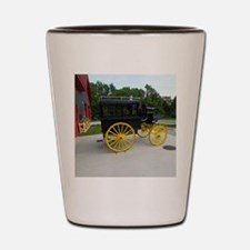 Carriage Shot Glass