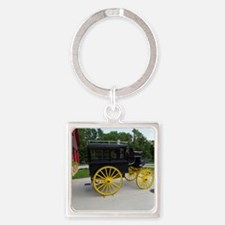 Carriage Keychains