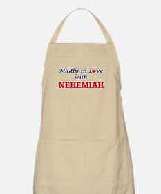 Madly in love with Nehemiah Apron