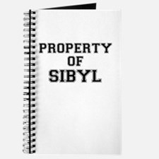 Property of SIBYL Journal