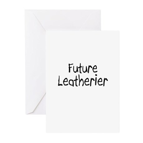 Future Leatherier Greeting Cards (Pk of 10)