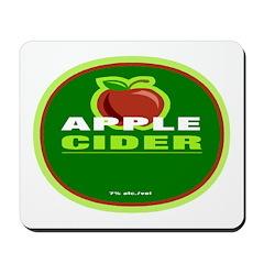 Apple Cider Mousepad