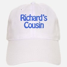 Richard's Cousin Baseball Baseball Cap