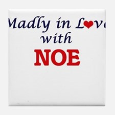Madly in love with Noe Tile Coaster