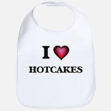 I love Hotcakes Bib