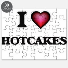 I love Hotcakes Puzzle