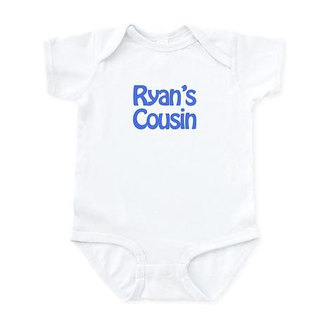 Ryan's Cousin Infant Bodysuit