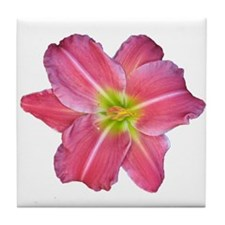 Day Lily Tile Coaster